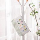 【出清$39元起】啾甜水果條紋手提收納袋-生活工場