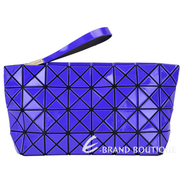 三宅一生BAO BAO ISSEY MIYAKE PRISM-1 大型手拿包(靛藍色)1520102-E1