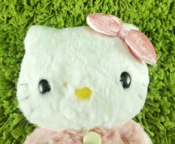 【震撼精品百貨】Hello Kitty 凱蒂貓~KITTY絨毛娃娃-超軟粉毛造型