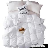 被子被芯春秋單人空調被四季通用棉被冬被加厚保暖秋冬太空被冬季 -完美