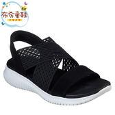 《布布童鞋》SKECHERS_CALI系列黑色女款運動涼鞋(23~26公分) [ N9A495D ]