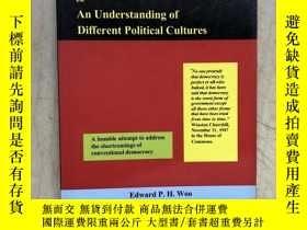 二手書博民逛書店In罕見Search of an Ideal Political Order & an Understanding