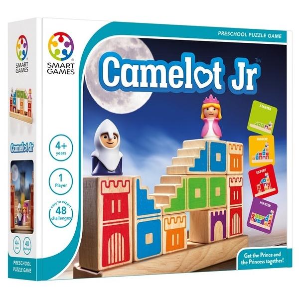 《 信誼 - Smart Games 》飛越城堡王子救公主(2020) / JOYBUS玩具百貨