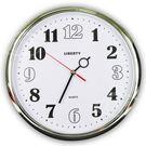 【LIBERTY利百代】14吋個性簡約掛鐘 LB-1001