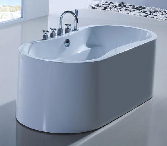 【麗室衛浴】英國ICI KERAMIN OAB-013-1 獨立式浴缸150x80x59cm 另售170x80x59cm