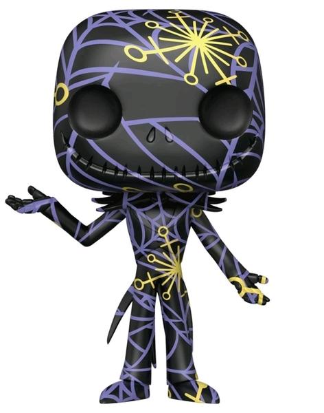 【 Funko 】POP迪士尼:聖誕夜驚魂 07 傑克 藝術家 / JOYBUS玩具百貨