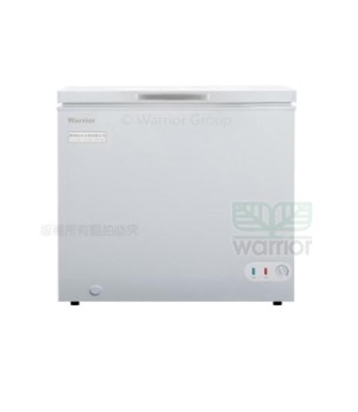 Warrior 樺利 197公升臥式冷凍櫃 BD215 (不含安裝一樓簽收)