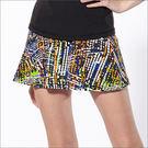 印花短褲裙 TA635(含底褲) -百貨專櫃品牌 TOUCH AERO 瑜珈服有氧服韻律服
