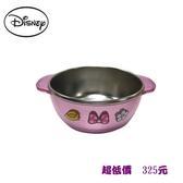 *美馨兒* 韓國 Lilfant 兒童防滑不鏽鋼雙握把碗(米妮)290ml 325元