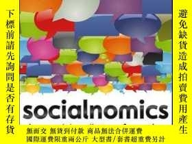 二手書博民逛書店Socialnomics:罕見How Social Media Transforms the Way We Liv