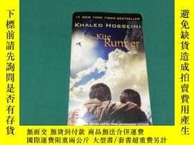 二手書博民逛書店The罕見Kite Runner《追風箏的人》Y22687 Kh