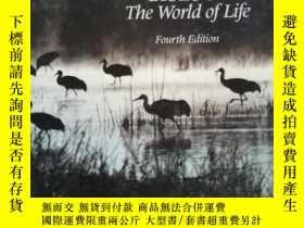二手書博民逛書店BIOLOGY罕見The World of Life生物學:生命