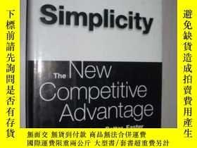 二手書博民逛書店原版罕見Simplicity the new competiti