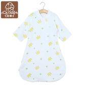 兒童睡袋 睡袋嬰兒夏季薄款紗布透氣寶寶一體睡袋防踢被新生兒睡袋 薇薇