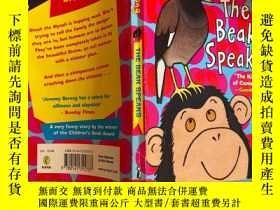 二手書博民逛書店the罕見beak speaks 嘴在說話Y200392