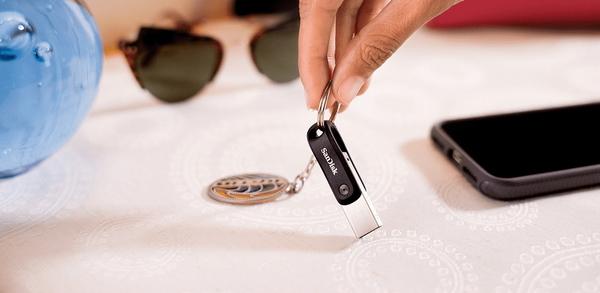 SanDisk iXPAND Go 128GB APPLE OTG USB 隨身碟 適用 iPhone iPad 【公司貨 保固2年】