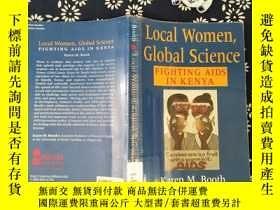 二手書博民逛書店Local罕見Women Global Science FIGH