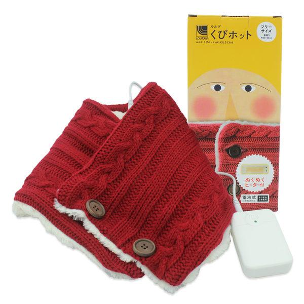 [MIJ] 日本 ATEX direct 發熱圍巾 保暖小物 刷毛