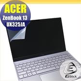 【Ezstick】ASUS UX325 UX325JA 靜電式筆電LCD液晶螢幕貼 (可選鏡面或霧面)