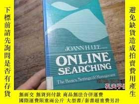 二手書博民逛書店online罕見searching the basics set