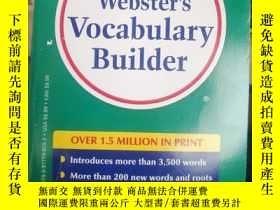 二手書博民逛書店Merriam-Webster`s罕見Vocabulary Bu