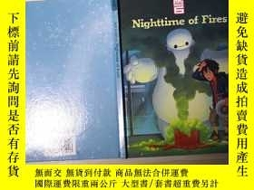 二手書博民逛書店Nighttime罕見Of Fires Big Hero 6Y284058 Disney Disney Ent