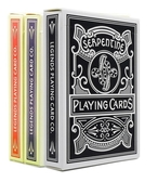 【USPCC 撲克】Serpentine Playing Cards red/blue/black