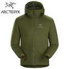 Arc'teryx 始祖鳥 Atom AR Hoody 化纖保暖外套 叢林綠 男款 #14648