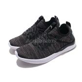 Puma 訓練鞋 IGNITE Flash EvoKNIT Wns 黑 灰 針織 多功能 慢跑鞋 運動鞋 女鞋【PUMP306】 19051117