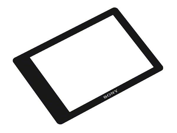 【震博】Sony PCK-LM16 (A7s、A7R、A7專用螢幕保護貼;台灣索尼公司貨)