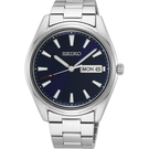 SEIKO 精工 6N53-00A0B (SUR341P1) 經典簡約腕錶 40mm/藍色
