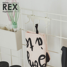 廚房收納 收納架 置物架 掛勾【E0067】REX網架專用三掛勾 收納專科