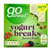 【Yogurt breaks】盡吃樂優格森林莓果夾心酥餅 178g(賞味期限:2019.06.28)