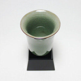 手工青瓷杯