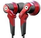 平廣 radius HP-NHR11 紅色 耳機 耳道式 超重低音 High-MFD 系統 台灣公司貨保一年