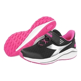 《Diadora》兒童 運動鞋 黑桃色 DA11019