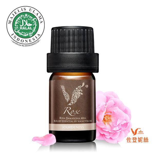 佐登妮絲 玫瑰香氛油 5ml 清真 哈拉HALAL認證 可搭配口罩使用 擴香機 水氧機 居家香氛擴香
