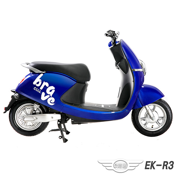 (客約)【e路通】EK-R3 48V 鉛酸 500W 液晶儀表 電動車 (電動自行車)