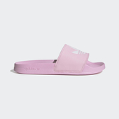 Adidas Adilette Lite W [FU9139] 女鞋 拖鞋 涼鞋 柔軟 避震 簡約 運動 愛迪達 粉白