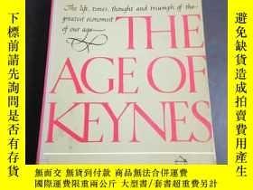 二手書博民逛書店The罕見Age of Keynes凱恩斯的年齡Y230057