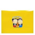 【奇奇文具】活動10元 HFPWP 橘色福娃文件袋 台灣製 CC230-5
