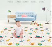 xpe寶寶爬行墊加厚客廳拼接無味泡沫地墊家用兒童爬爬墊嬰兒墊子QM『艾麗花園』