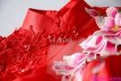 (45 Design)  客製化顏色尺寸領新娘長款婚紗晚宴年會演出主持人禮服12