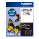 【高士資訊】BROTHER LC669XL BK 原廠 高容量 黑色墨水匣 LC669