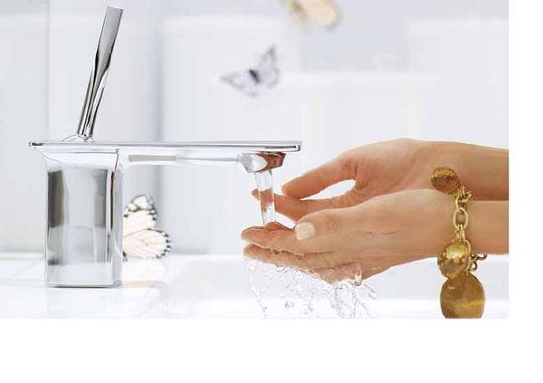 【麗室衛浴】美國第一品牌 KOHLER STANCE 單槍臉盆龍頭 (鉻)  K-7111T-4-CP