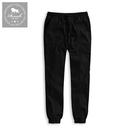 【Roush】 美式雙口袋水洗縮口褲 -【2025590】