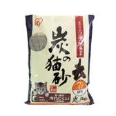 寵物家族-【3包免運組】日本IRIS-炭的貓砂7L (SNS-70)