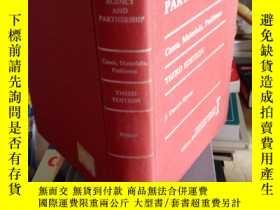 二手書博民逛書店AGENCY罕見AND PARTNERSHIPY15389