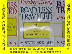 二手書博民逛書店Further罕見Along the Road Less Traveled(1)(2)(3)Y6583 M.