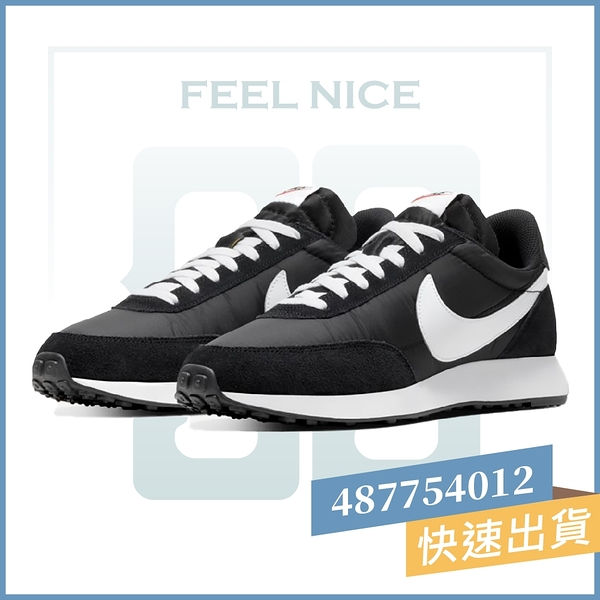 NIKE AIR TAILWIND 79 黑 男 經典 復古 簡約 阿甘 運動 休閒鞋 487754012